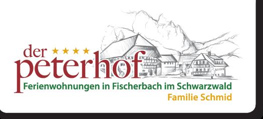 Peterhof: Logo - Startseite