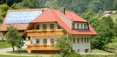 Der Peterhof im Schwarzwald
