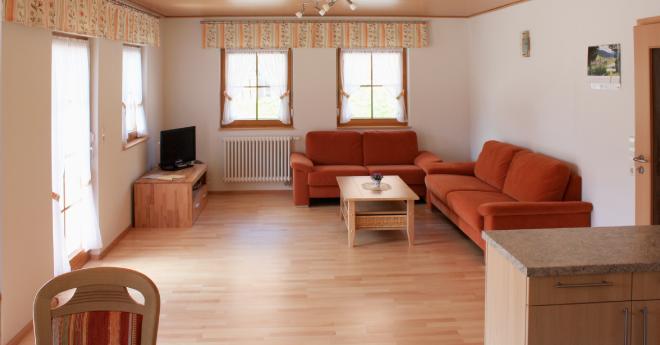 Bildslider: Wohnung EG - Wohnzimmer